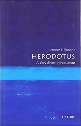 Herodotus: A Very Short Introduction (Very Short Introductions)