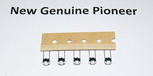 5x (Pieces) ASG7005 PIONEER Switch For DJM-600 DJM-500 DJM-600-S SX-Q180 DJM-3000 PDC-Q180 by PIONEER_SERVICE_PARTS