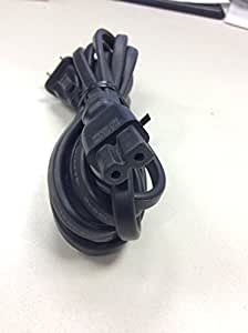PlayStation 2 Power Cord (Bulk Packaging)