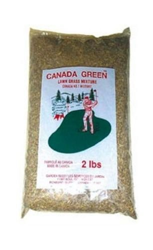 12 LB Canada Green Grass Seed ()
