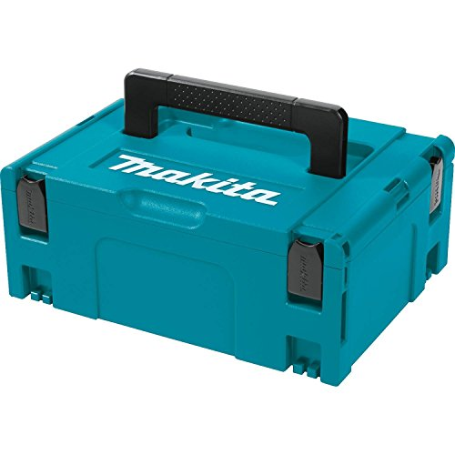 Makita 197211-7 Interlocking Case, Medium 6-1/2'' x 15-1/2'' x 11-5/8'' by Makita