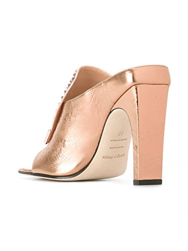 Rossi Cuir Sergio Chaussures À Talons A77980MFN1646828 Or Femme UwRqRp1xg