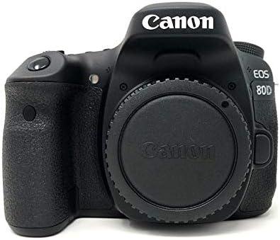 80D DSLR Camera EF-S 18-135mm f//3.5-5.6 IS USM lens with KamKorda Pro Camera Bag
