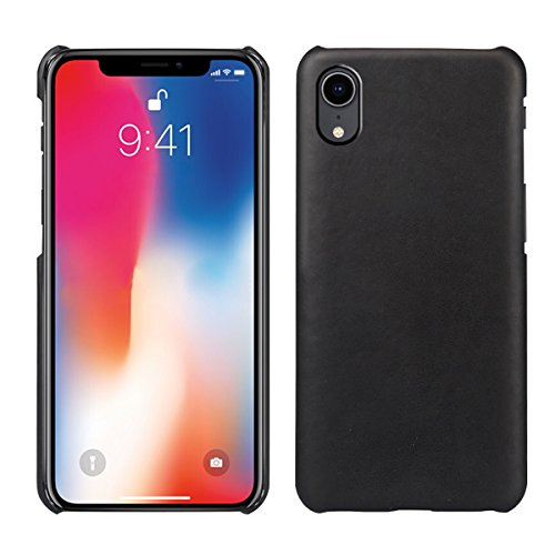 A920 Cell Phone Accessory - Compatible iPhoneXr 6.1 inch Case Durable Protective Case Heavy Duty Protection Bumper case Compatible with iPhoneXr 6.1 inch (Black)