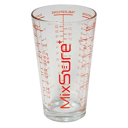 glass mixing cup - 4