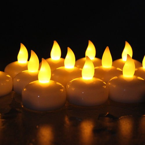 Floating Led Candle Lights - 1