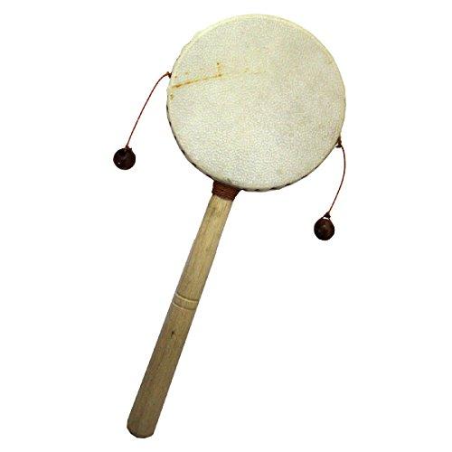 Balance Drum Twist Rattle Instrument Toy 5cm