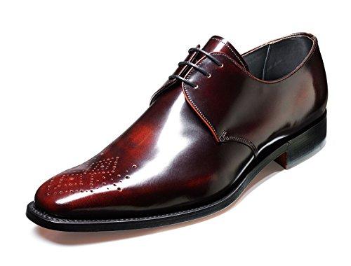 Barker Shoes - Zapatos de cordones para hombre Marrón marron oscuro