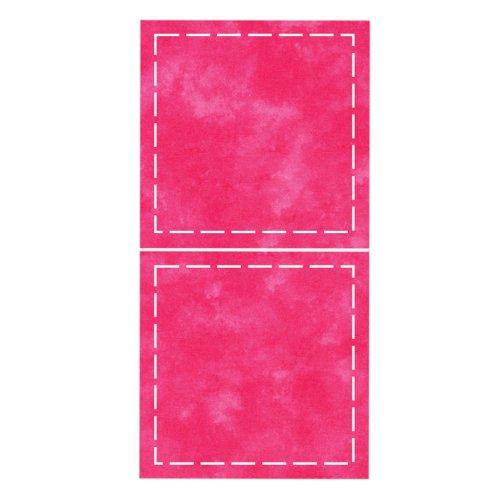 AccuQuilt GO! Fabric Cutting Dies; Square 3-1/2 inch; Quilt Block ()