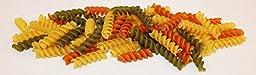Rainbow Rotini Pasta / Macaroni New Large 10lb Family Pack