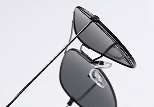 Lennon soleil en du lunettes inspirées de Bleu cercle Mercure style rond polarisées vintage métallique retro r85zzfqwyt