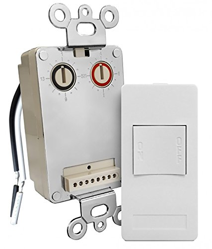 XPT1-W-NS Wall Transmitter w 1 Button Keypad, 1 on/off, white (New Style) XPT1 -