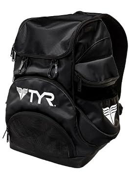 TYR Alliance Team Mochila de natación Mini, Alliance Team, Negro, 42x28x22 cm (16 litri): Amazon.es: Deportes y aire libre