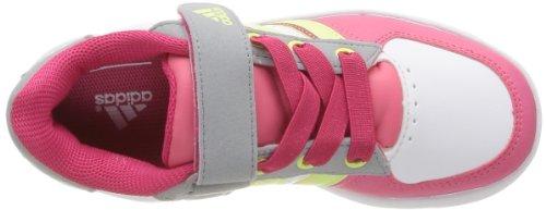 adidas Performance Janbs C - Zapatillas para niños Blanco (Weiß (RUNNING WHITE FTW / GLOW S14 / BAHIA PINK S14))