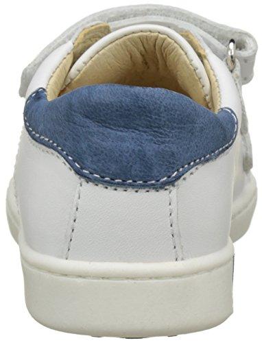 Primigi PHK 7148, Zapatillas Para Niños Blanco (Bianco)
