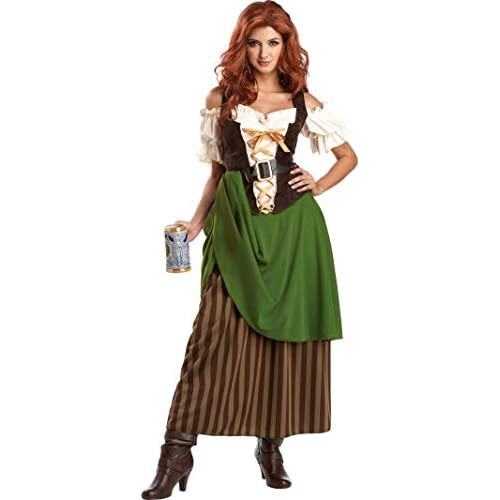 California Costumes Women's Tavern Maiden Costume