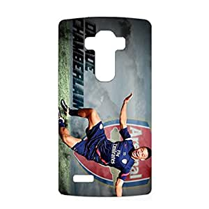 Amazing Delicate 3D ARS Alex Oxlade Phone Case For LG G4 Arsenal FC
