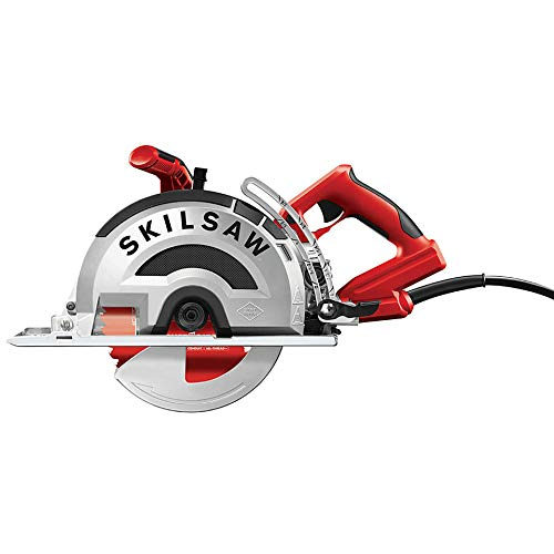 SKILSAW SPT78MMC-01-RT 15 Amp 8 in. OUTLAW Worm Drive Metal Cutting Saw (Renewed)