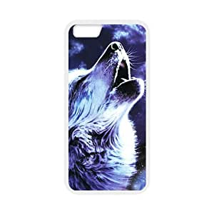 Howling wolf Case for Iphone 6