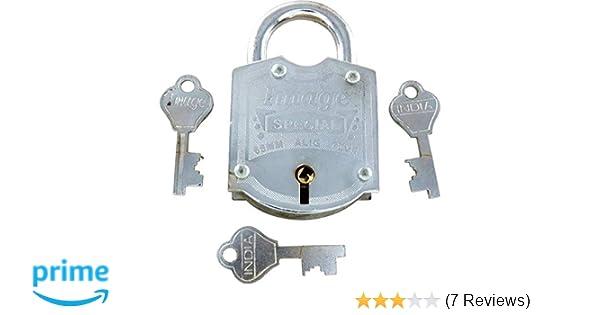 Puzzle Master Level 5 Trick Lock #1 Puzzle