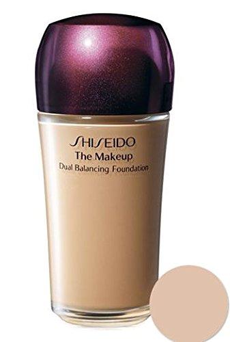Shiseido The Makeup Dual Balancing Liquid Foundation (B60 Natural Deep Beige)
