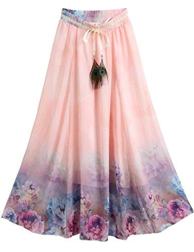 Buy beautiful short pink dress - 6
