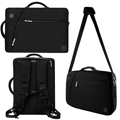 13.3 to 14 Inch Laptop Backpack Shoulder Bag Fit for Lenovo ThinkPad L480, L390, L490, L470, E495, E490, E490S, A485, P43S, T480, T480S, T495, T490S, T495S, T490, X390, for Sony VIAO S13, SX14 (Dell 104 Quiet Key Usb 2-0 Keyboards)