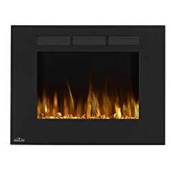 Napoleon Allure Linear Wall Mount Electric Fireplace from Wolf Steel USA Inc