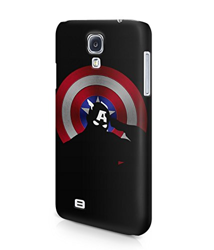 Captain America The Avenger Winter Solider Grunge Plastic Snap-On Case Cover Shell For Samsung Galaxy S4