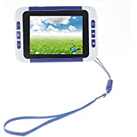 Dulcii 3.5-inch Handheld Mobile Portable Video Digital Magnifier Electronic Reading Aid Pocket-Sized Camera Video Magnifier, Rechargeable Battery Powered