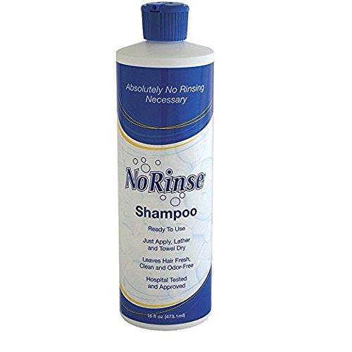 No-Rinse Shampoo by No-Rinse