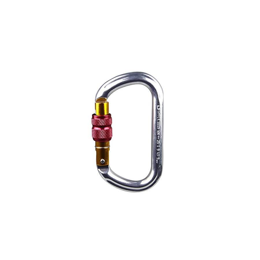GM CLIMBING Z Rig Pulley Rope Hauling System Hardware for 2to1 or 3to1 Mechanical Advantage with Process Capture
