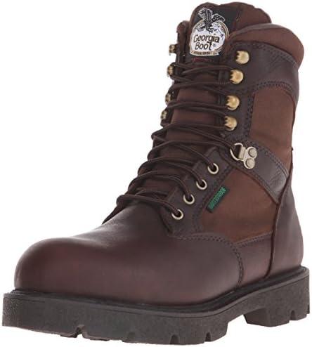 Georgia Boot Homeland Steel Brown product image