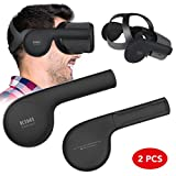 KIWI design Silicone Ear Muffs for Oculus Quest