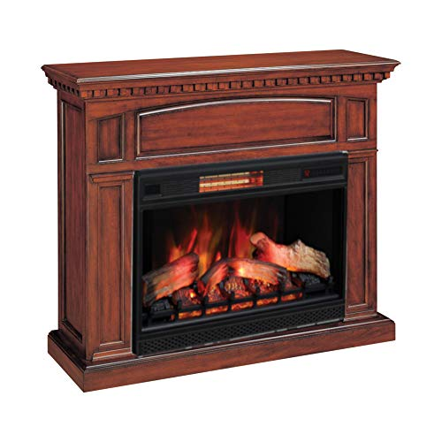 (Classic Flame Georgetown Premium Cherry Electric Fireplace)