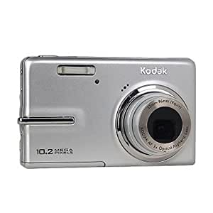 Kodak Easyshare M1073IS 10.2 MP Digital Camera with 3xOptical Image Stabilized Zoom (Silver)