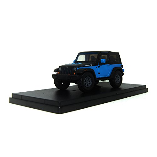 """2010 Jeep Wrangler Concept - """"The General"""" , , Officially Licensed , , Real Rubber Tires , , Protective Acrylic Case , , True-To-Scale , , Limited Edition"""