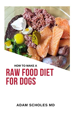 HOW TO MAKE RAW FOOD DIET FOR DOGS: All You Need To Know About How To Make Raw Food Diet for Dogs
