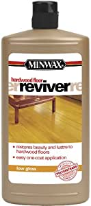 Minwax 60960 32-Ounce Low Gloss Reviver Hardwood Floor Restorer