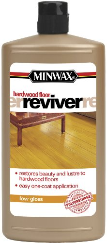 Gloss Hardwood Floors - Minwax 609604444 Hardwood Floor Reviver, 32 ounce, Low Gloss