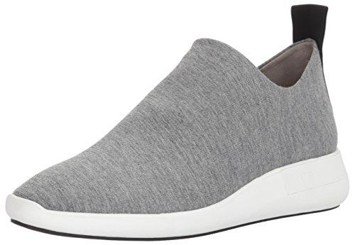 jersey heather Sneaker Via Marlow Women's Slip ON Shoe Spiga grey qPC1nz