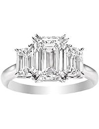 d59cd55cec1d2 Womens Engagement Rings | Amazon.com