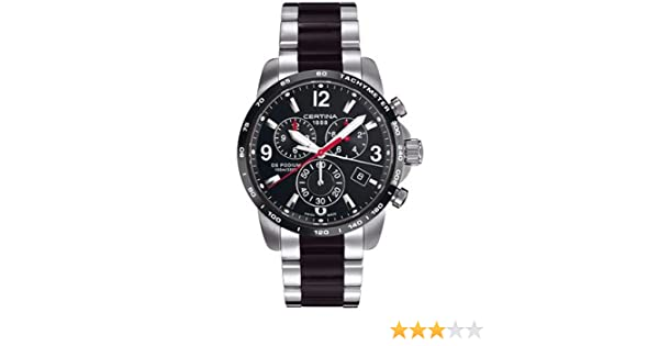 Amazon.com: Certina Mens Watches DS Podium Big Size C001.617.22.057.00 - 2: Watches