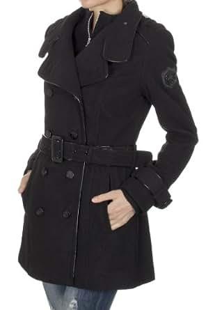 Ed Hardy Woman's Long Coat ehjw7042 (Medium)
