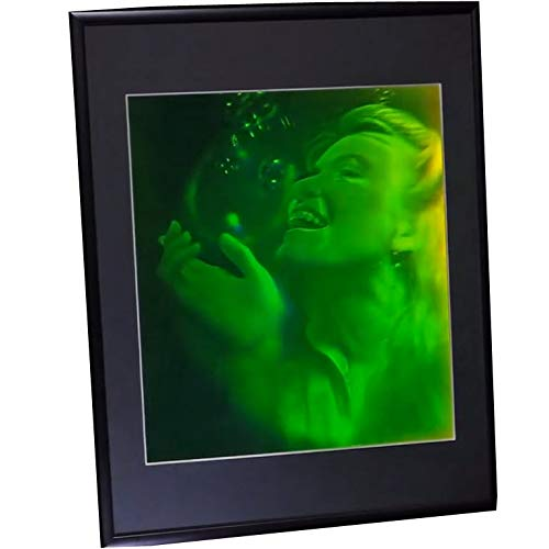 Bubble Girl (Pulse Portrait) 3D Collectible Hologram Picture by HoloBrands (Image #1)