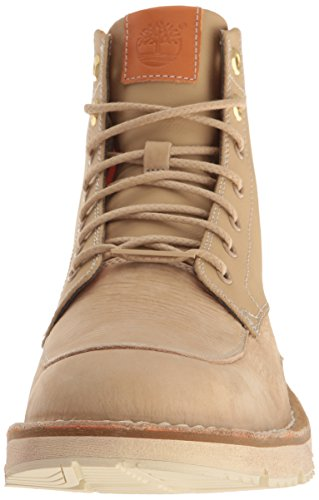 Timberland Canvas Light Men's Beige WESTMORE Boots Nubuck gg7Brxq