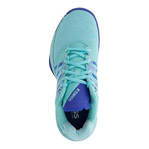 Blue Blue Aruba Shoe UltraShot Swiss Tennis K Dazzling Women's T4qnS