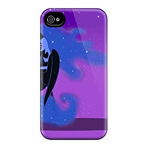 Iphone 4/4s Case, Premium Protective Case With Awesome Look - Nightmare Moon