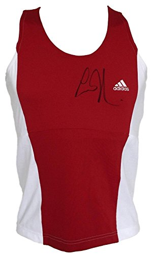 Anna Kournikova Signed Adidas Tennis Jersey Fanatics - Fanatics Authentic Certified - Tennis Autographed Miscellaneous Items