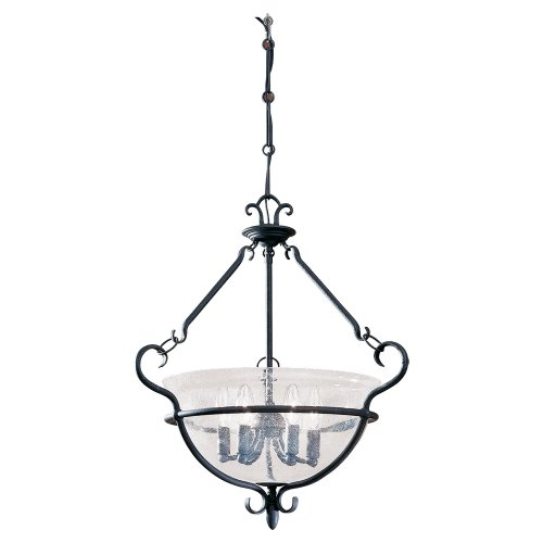 Sea Gull Lighting 6501 07 Manor House 6 Light Pendant